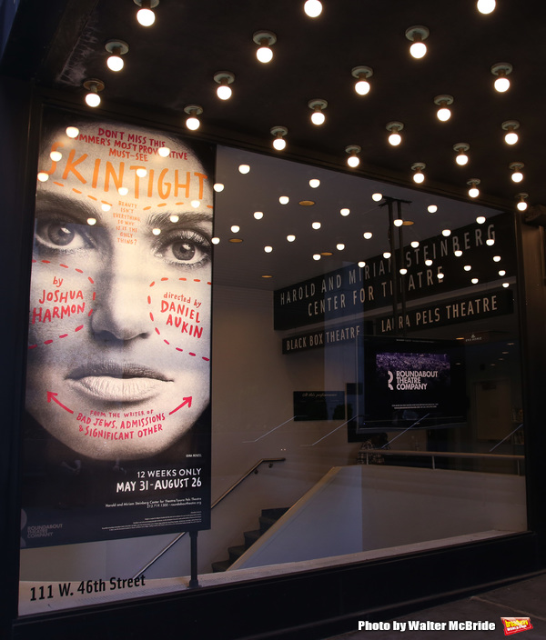 Photo Coverage: The Cast of SKINTIGHT, Starring Idina Menzel, Takes Their Opening Night Bows