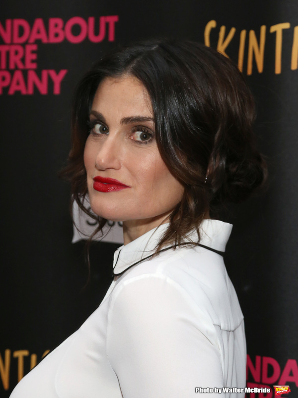 Photo Coverage: Inside the Opening Night Party For Idina Menzel-Led SKINTIGHT