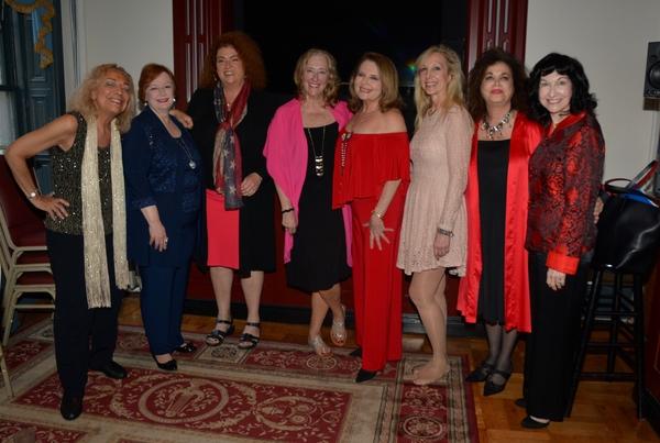 Sheree Sano, Teresa Fischer, Karen Nason, Cheryl Benton, Randie Levine-Miller, Maggie Photo