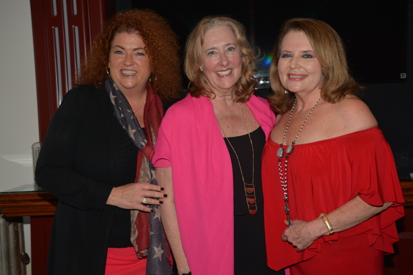 Karen Nason, Cheryl Benton and Randie Levine-Miller