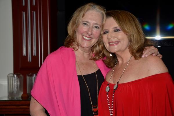 Cheryl Benton and Randie Levine-Miller