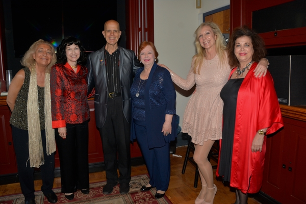 Sheree Sano, Robin Gerson Wong, Jimmy Horan, Teresa Fischer, Maggie Determann and Mer Photo