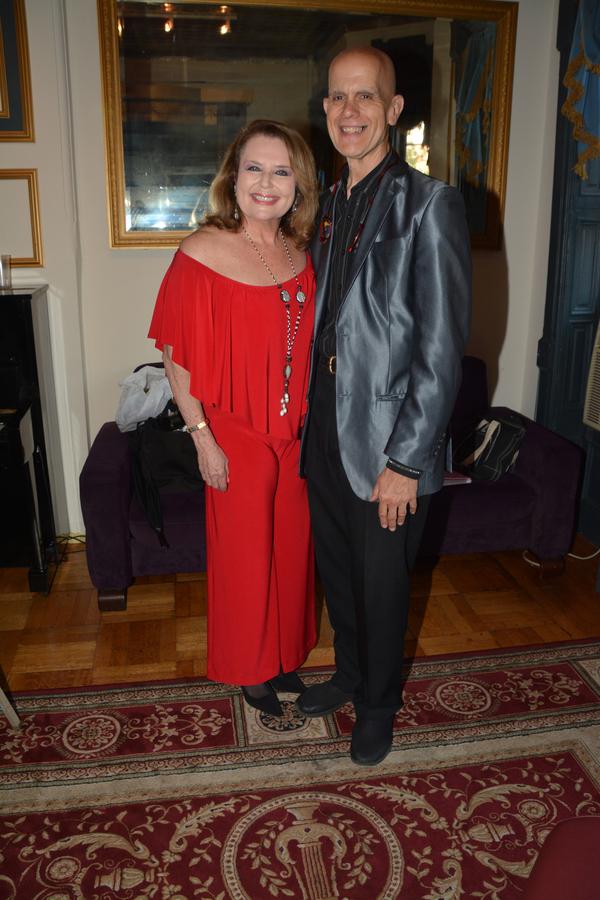 Randie Levine-Miller and Jimmy Horan