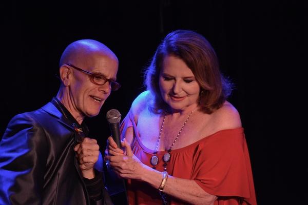 Jimmy Horan and Randie Levine-Miller