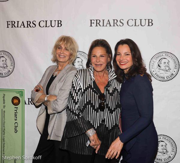 Joanna Cassidy, Lanie Kazan, Fran Drescher
