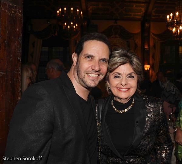 Steven Scott & Gloria Allred
