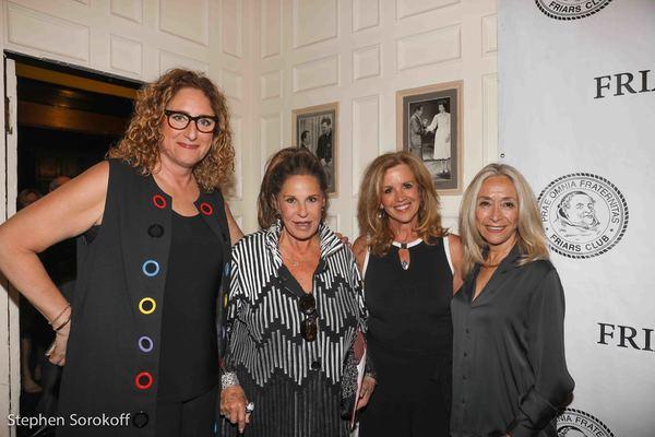 Judy Gold, Lanie Kazan, Jane Hanson, Eda Sorokoff