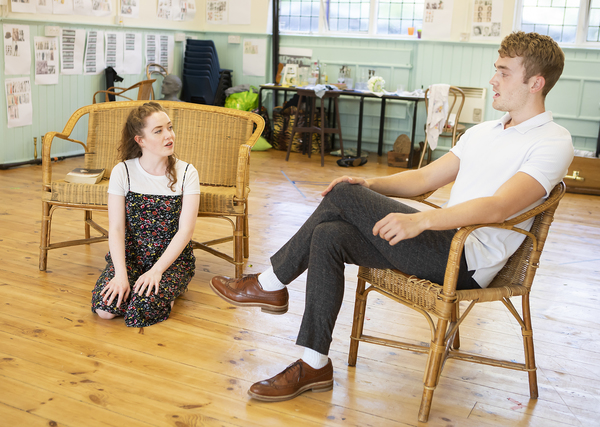 Photos: Inside Rehearsal For ASPECTS OF LOVE at Hope Mill Theatre