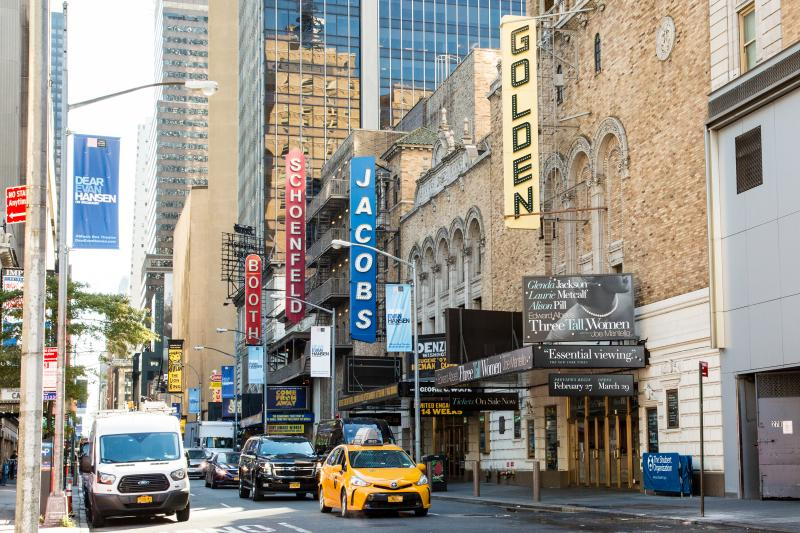 Broadway or Bust: How to Get to New York City's Theatre District