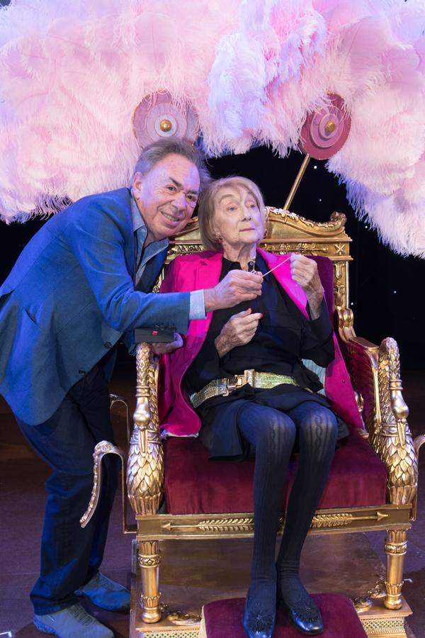 Andrew Lloyd Webber, Gillian Lynne