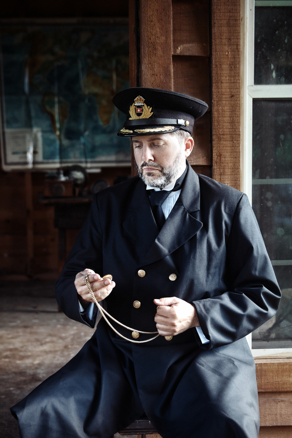 Photo Flash: Get A First Look At Serenbe Playhouse's TITANIC THE MUSICAL; Begins July 11