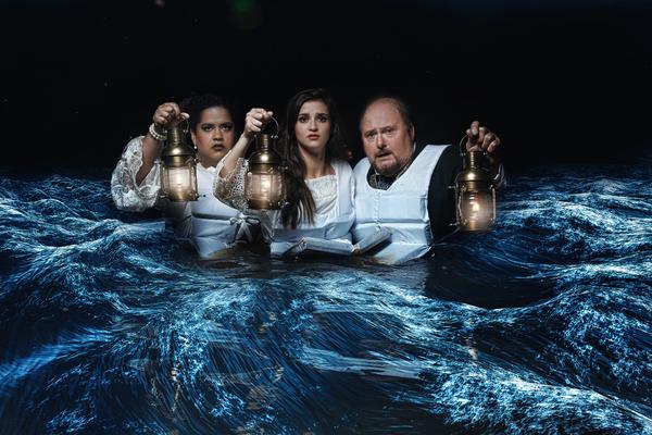 Liliangina Quinones, Arielle Geller, Robert Wayne