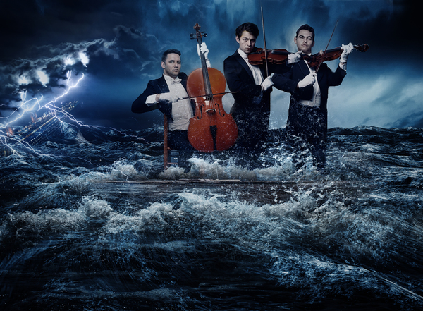 Chris Saltalamacchio, Jordan Patrick, Brian Jordan Titanic