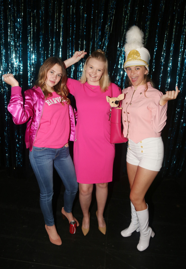 Photo Flash: A Final Peek Inside Kristin Chenoweth's BROADWAY BOOTCAMP!