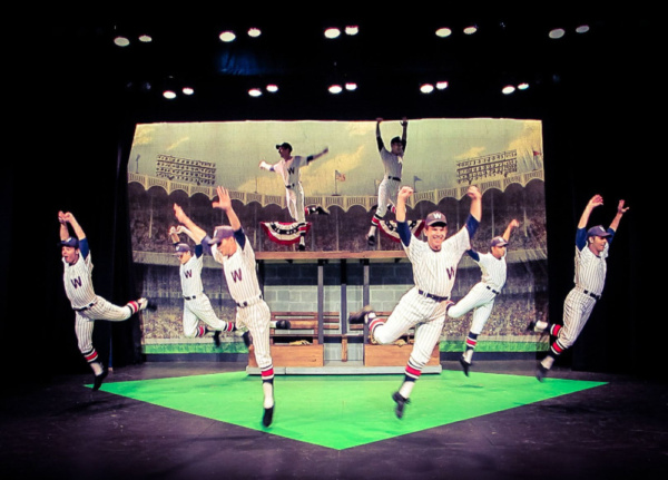 Photo Flash: First Look At Woodstock Playhouse's Production Of DAMN YANKEES!