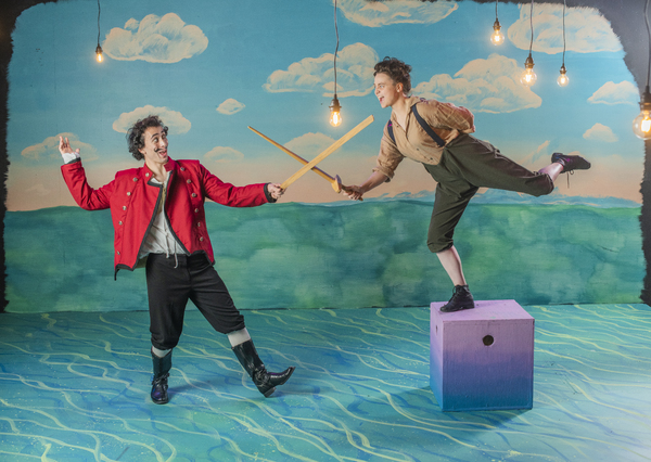 Photo Flash: Contemporary Theater Company PETER AND THE STARCATCHER and UNNECESSARY FARCE