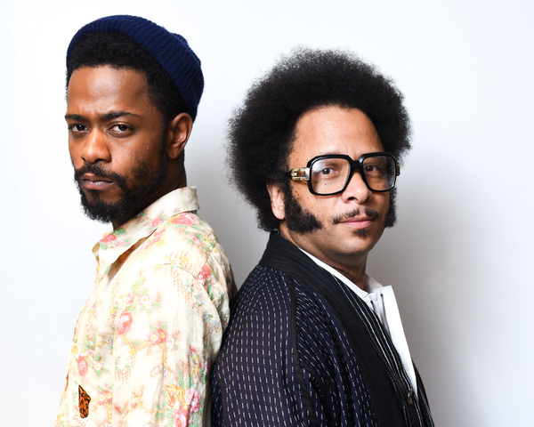 Lakeith Stanfield, Boots Riley Photo