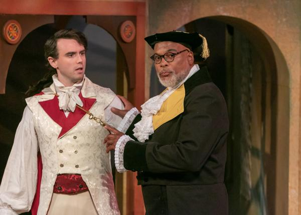 Photo Flash: The Shakespeare Theatre of New Jersey Continues Season with THE SERVANT OF TWO MASTERS