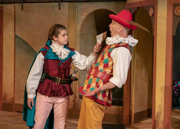 Photos: The Shakespeare Theatre of New Jersey Continues Season with THE SERVANT OF TWO MASTERS