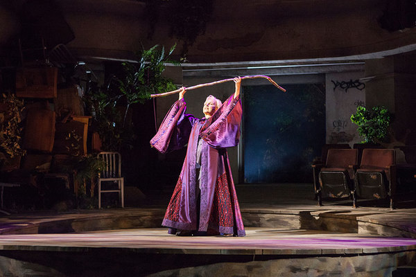 Photo Flash: Kate Burton Stars in THE TEMPEST at The Old Globe
