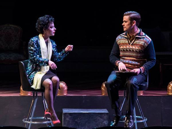 Photo Flash: Angela Ingersoll Stars in the St. Louis Premiere of END OF THE RAINBOW