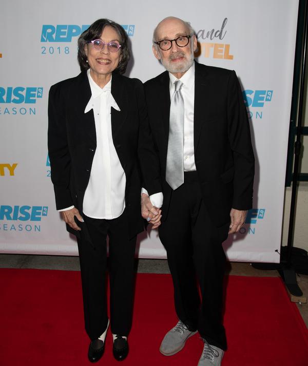Kay Cole and Arthur Allan Seidelman Photo