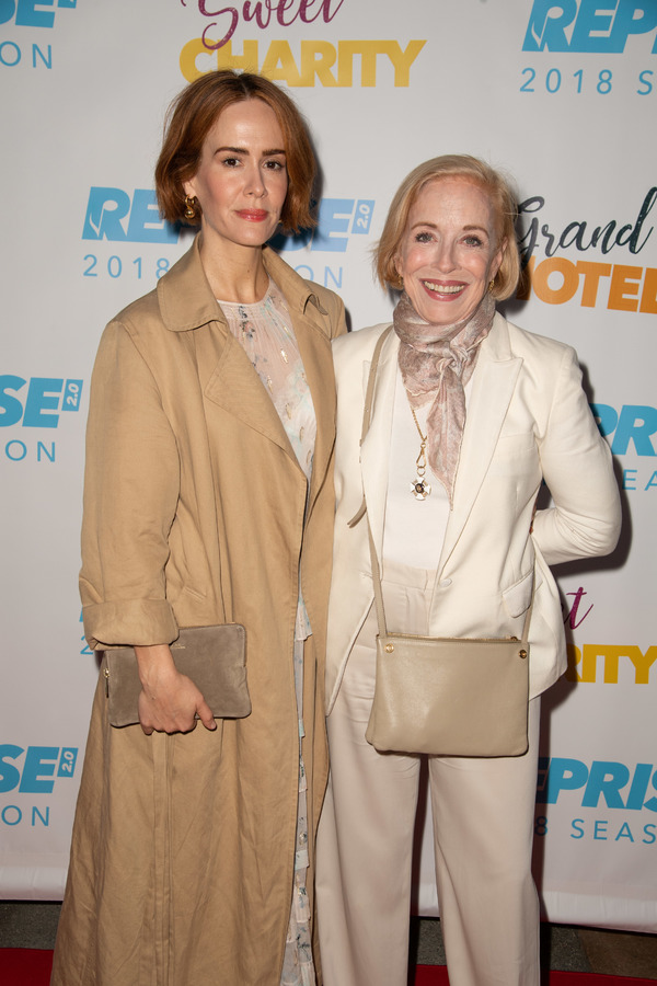 Sarah Paulson and Holland Taylor Photo