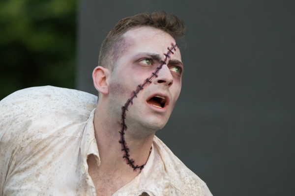 Photo Coverage: First Look at Actor's Theatre of Columbus' FRANKENSTEIN