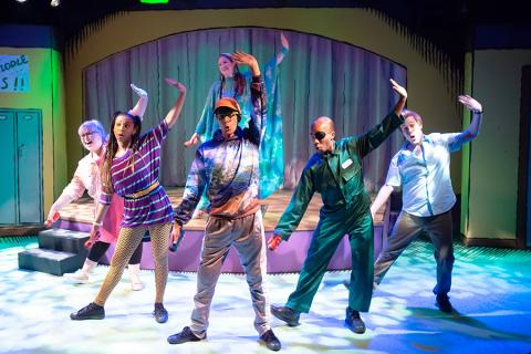 BWW Review: GOOSEBUMPS: PHANTOM OF THE AUDITORIUM - THE MUSICAL at The Coterie Theatre