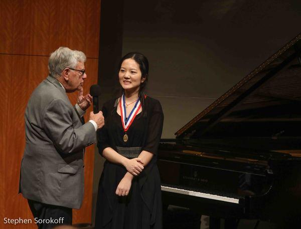 Robert Sherman & Yiying Niu, Best Performance of Commissioned Work