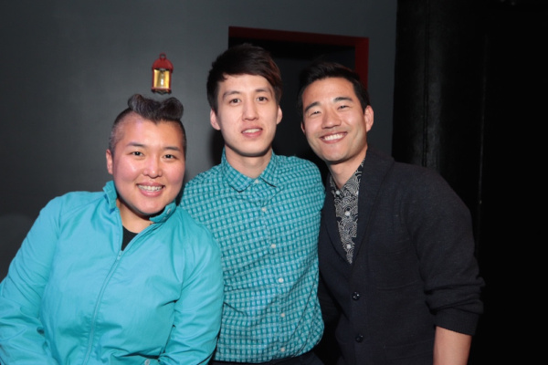 Photo Flash: EST/Youngblood Presents a Bloodworks Reading Of Daniel K. Isaac's ONCE UPON A (korean) TIME
