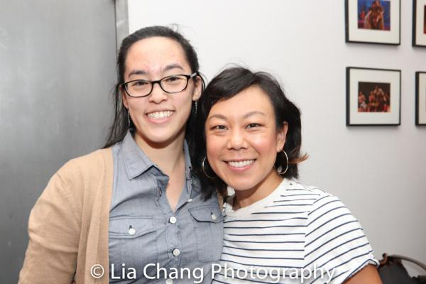 Lauren Yee and Ali Ahn