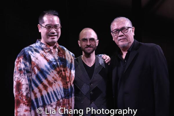 Director Ed Sylvanus Iskandar, Music Director Enrico de Trizio, Playwright N. Riantiarno