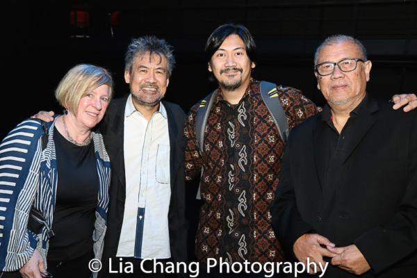 Rachel Cooper, David Henry Hwang, Rangga Bhuana, N. Riantiarno
