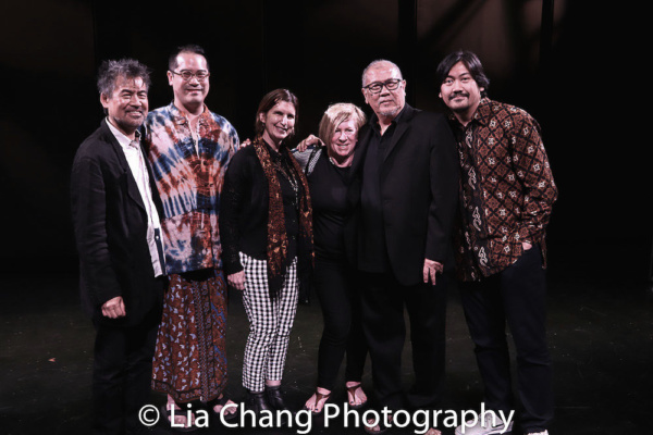 David Henry Hwang, Ed Sylvanus Iskandar, Cobina Gillitt, Rachel Cooper, Tangga Bhuana, N. Riantiarno