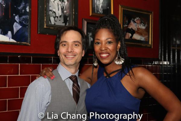 Gregg Mozgala and Marinda Anderson Photo