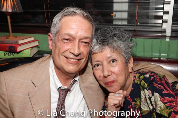 Jorge Ortoll and Jessica Hagedorn Photo