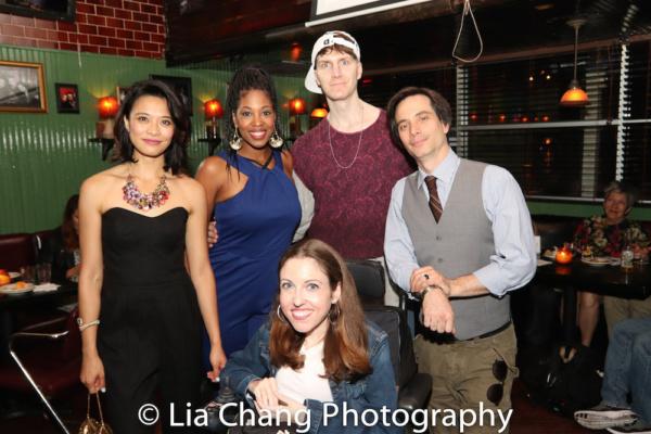 Tiffany Villarin, Marinda Anderson, Shannon Devido, Alex Breaux, Gregg Mozgala Photo
