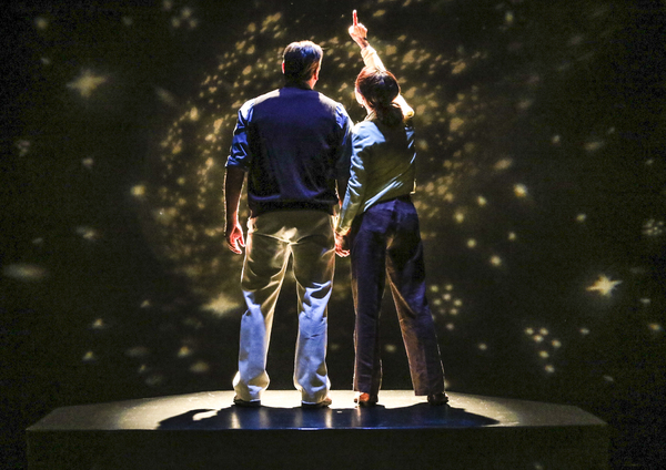 Photo Flash: First Look at Santa Paula Theater Center's CONSTELLATIONS