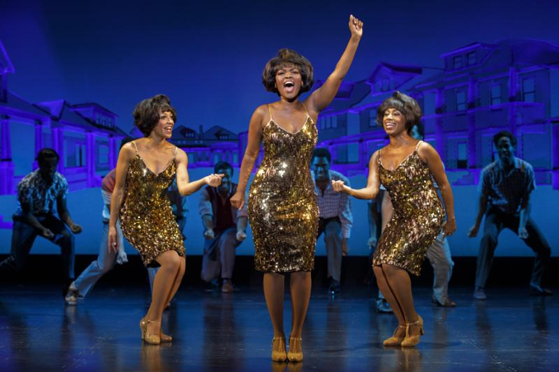 BWW Interview: Kenneth Mosley, 'Berry Gordy' of MOTOWN THE MUSICAL at Wolf Trap, Filene Center