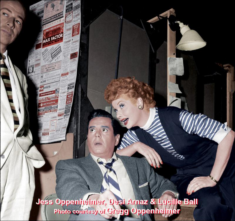BWW Interview: Gregg Oppenheimer Continuing His Father's Legacy Loving Lucy