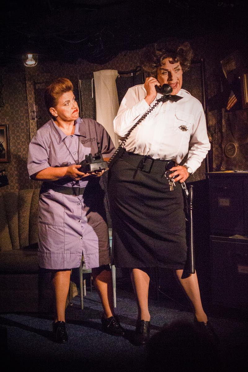 BWW Review: WOMEN BEHIND BARS at Desert Rose Playhouse