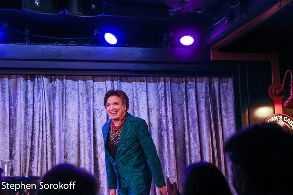Photo Coverage: Charles Busch Brings My Kinda 60's To Mr. Finn's Cabaret