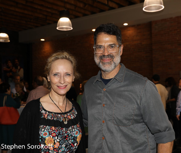 Laila Robbins & Christopher Innvar Photo