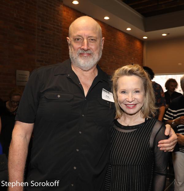 Douglas Rees & Debra Jo Rupp Photo