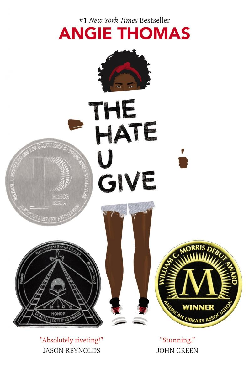 BWW Previews: Movie Trailer Drops for THE HATE U GIVE Based on the #1 New York Times Best Selling Book by Angie Thomas