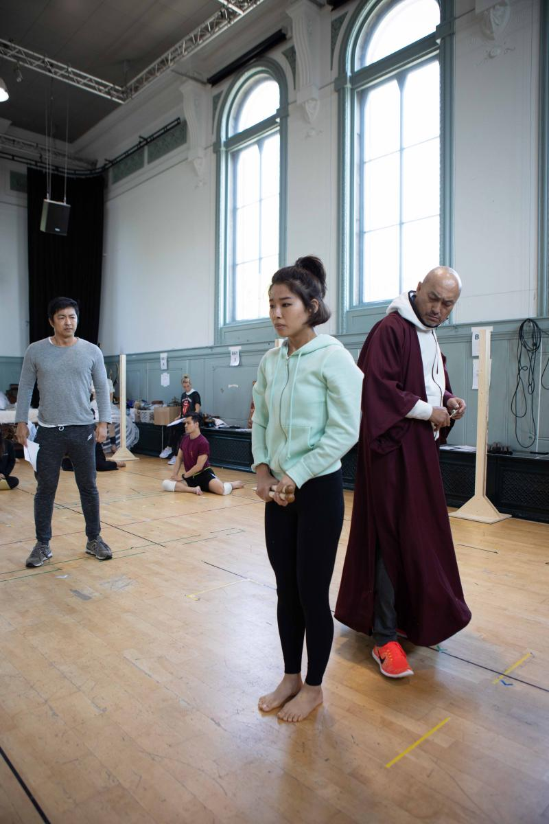 BWW Interview: Na-Young Jeon Talks THE KING AND I