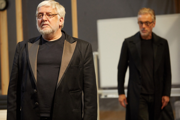 Simon Russell Beale and Ben Miles