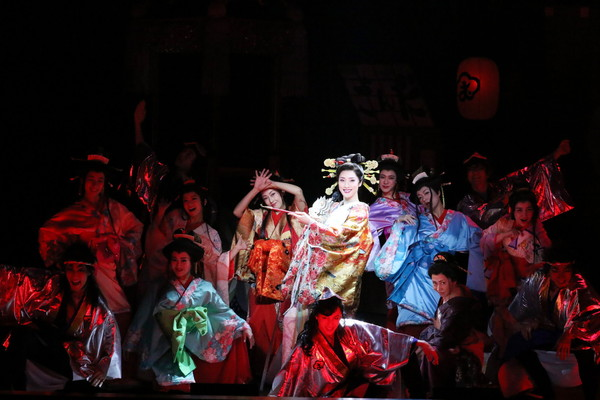BWW Review: SEVEN SOULS IN THE SKULL CASTLE (DOKUROJO NO SHICHININ) at IHI Stage Around Tokyo