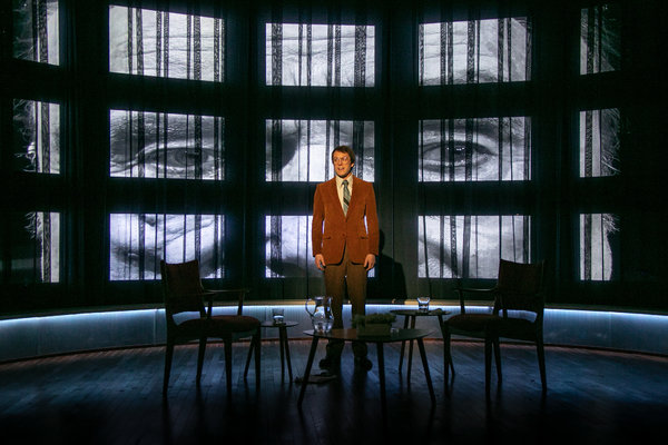 Photos: Bay Street Theater and Sag Harbor Center for the Arts Present FROST/NIXON